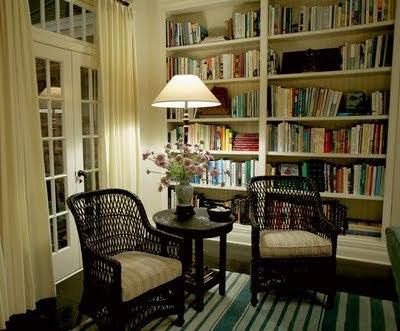 nice reading room